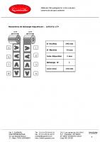Paramètres Bobinage-impression étiquettes