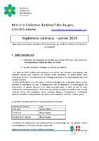 Règlement intérieur 2019-03juillet
